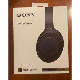 ソニー(SONY)のggマン様専用   SONY WH-1000XM3(ヘッドフォン/イヤフォン)