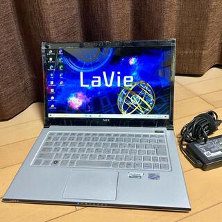 エヌイーシー(NEC)のNEC ウルトラブック PC-GL17141AU(ノートPC)