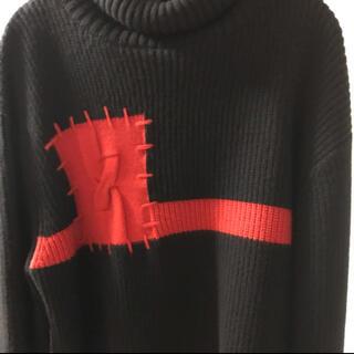 ジエダ(Jieda)のkudos 19aw tomorrow's kids sweater ニット (ニット/セーター)