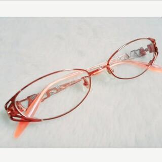 正規品◆大変美品◆ビビッドムーン◆北川景子モデル◆vm-11139メガネ