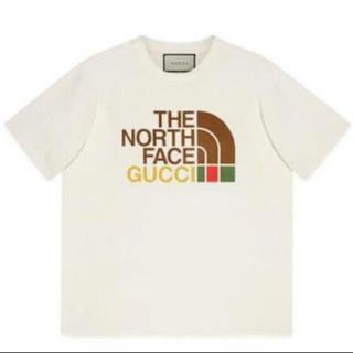 Gucci - GUCCI × THE NORTH FACE Tシャツ S