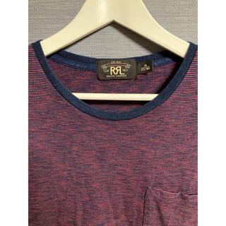 ダブルアールエル(RRL)のダブルアールエルRRL カットソーTシャツ(Tシャツ/カットソー(半袖/袖なし))