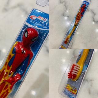ディズニー(Disney)のスパイダーマン 歯ブラシ(歯ブラシ/歯みがき用品)