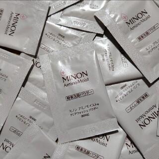 MINON - ミノン アミノモイストクリアウォッシュパウダー 酵素洗顔パウダー サンプル10枚