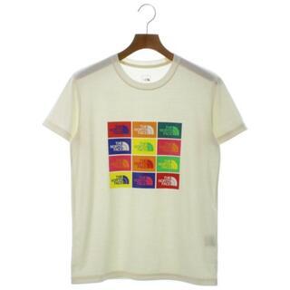 ザノースフェイス(THE NORTH FACE)のTHE NORTH FACE Tシャツ・カットソー レディース(カットソー(半袖/袖なし))