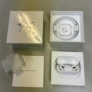 アップル(Apple)のAirPods Pro  中古(ヘッドフォン/イヤフォン)