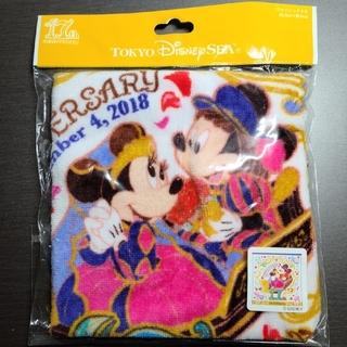 Disney - 新品未開封❤️ディズニーシー17周年記念タオル❤️