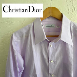 Christian Dior - Christian Dior クリスチャンディオール ワイ シャツ XL 古着