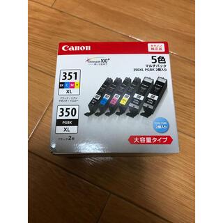 キヤノン(Canon)のCanon BCI-351XL+350XL 2個入り(PC周辺機器)