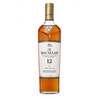 サントリー(サントリー)のマッカラン 12年 新品送料無料(ウイスキー)