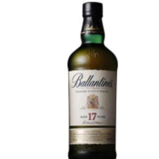 サントリー(サントリー)のバランタイン 17年 新品送料無料(ウイスキー)