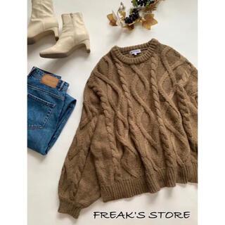 フリークスストア(FREAK'S STORE)のニット セーター(ニット/セーター)