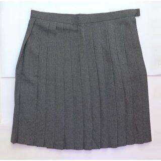 cecile - セシール キューポップ 制服プリーツスカート グレー L~3Lサイズ