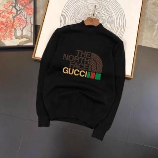 Gucci - GUCCI×THE NORTH FACE  セーター