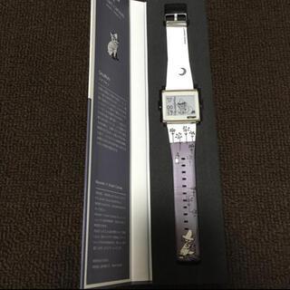 エプソン(EPSON)のころすけ様専用 電池切れ ムーミン スナフキン EPSON スマートキャンバス(腕時計)