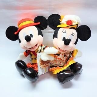 ディズニー(Disney)のディズニー ミッキー&カンパニー ミキカン ぬいぐるみ ミッキー ミニー(ぬいぐるみ)