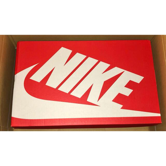 NIKE(ナイキ)のWMNS NIKE DUNK LOW RETRO 黒/白 27.5cm メンズの靴/シューズ(スニーカー)の商品写真