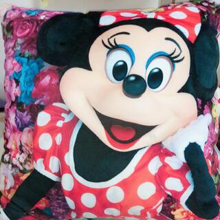 ディズニー(Disney)の蜷川実花、ミニー、クッション(クッション)