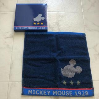 ディズニー(Disney)のミッキーマウス タオルハンカチ(ハンカチ)