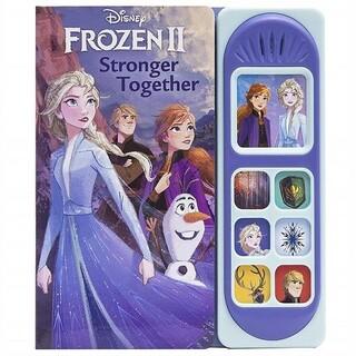 ディズニー(Disney)のアナと雪の女王2 サウンドブック 英語絵本 音声付き ディズニー Disney(絵本/児童書)
