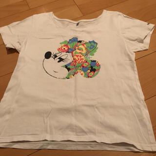 ディズニー(Disney)のミニーちゃん Tシャツ(Tシャツ(半袖/袖なし))