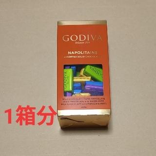 コストコ - GODIVA ゴディバ  ナポリタン チョコレート 1箱分
