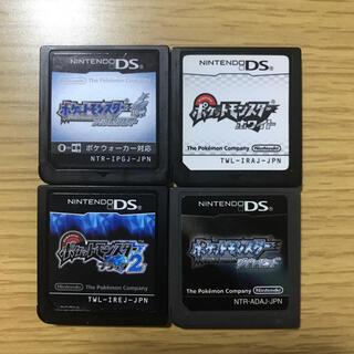 ポケモン(ポケモン)のポケモンDSソフト W B2 D SS セット(携帯用ゲームソフト)