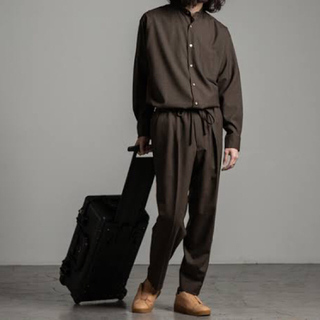 MARKAWEAR - マーカウェア 2019ss tight fit easy trousers 2