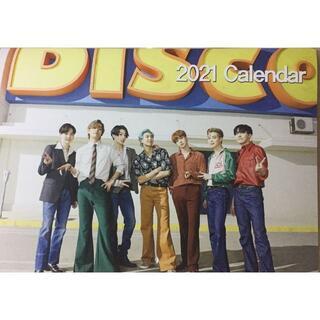 防弾少年団(BTS) - 防弾少年団 BTS カレンダー 2021