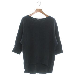 6(ROKU) Tシャツ・カットソー レディース(カットソー(半袖/袖なし))