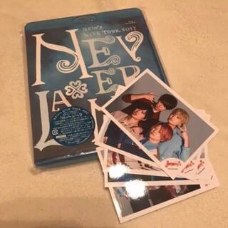 NEWS - NEWS NEVERLAND 通常Blu-ray盤【限定フォト付き】