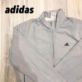 アディダス(adidas)の【美品】adidas ジップパーカー(ジャージ)
