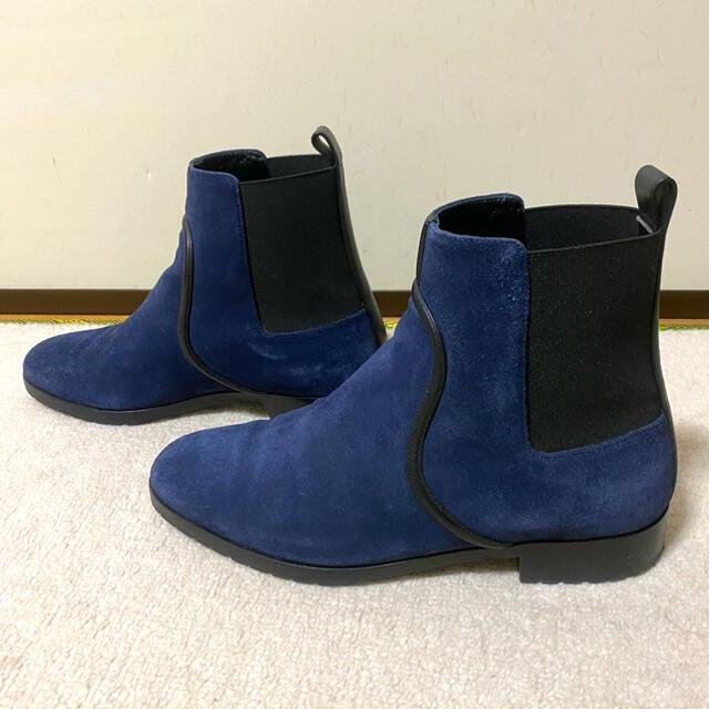 Hermes(エルメス)の美品 8.5万円!! セルジオロッシ サイドゴア  ショートブーツ 36 1/2 レディースの靴/シューズ(ブーツ)の商品写真