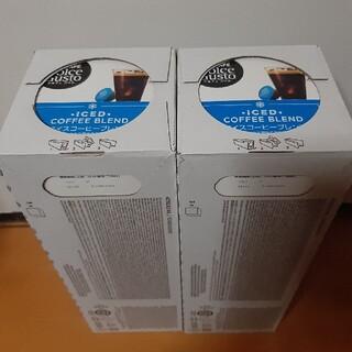 Nestle - ドルチェグスト アイスコーヒー カプセル 未開封 6箱