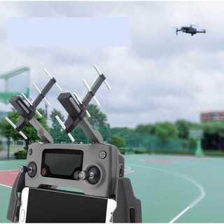 DJI Mavic mini pro2 air spark 用アンテナ左右セット(ホビーラジコン)