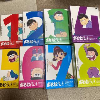 おそ松さん 美品 第一松〜八松 全巻セット(初回生産限定版 DVD) DVD(舞台/ミュージカル)