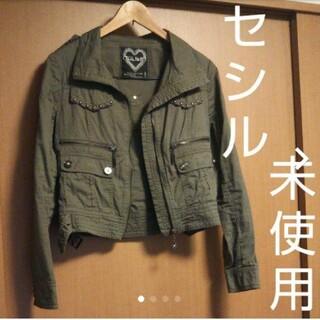 セシルマクビー(CECIL McBEE)の【002】CECILジャケット(テーラードジャケット)