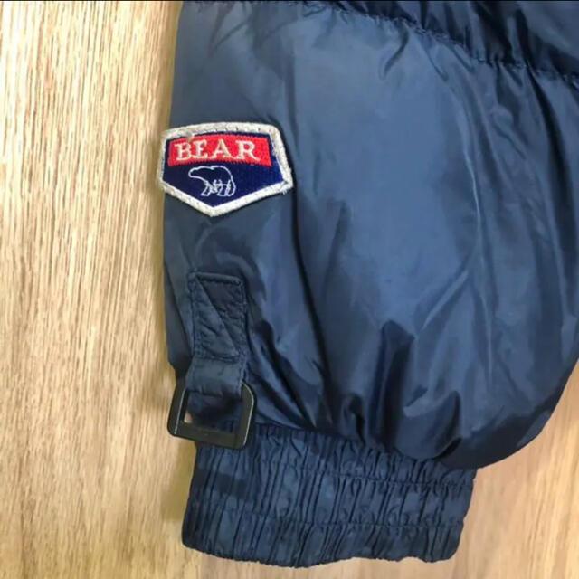 Bear USA(ベアー)のbear リバーシブル ダウン メンズのジャケット/アウター(ダウンジャケット)の商品写真