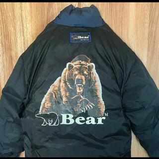 Bear USA - bear リバーシブル ダウン