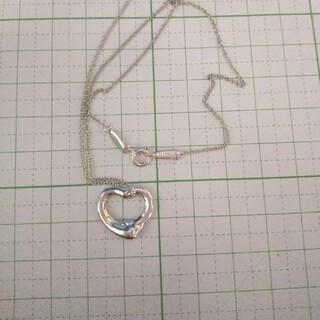 Tiffany & Co. - ティファニー♥オープンハートネックレスSサイズ