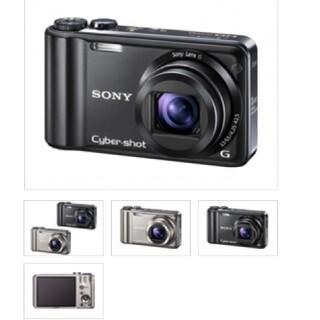 ソニー(SONY)のSONY Cyber−Shot HX DSC-HX5V(B) サイバーショット(コンパクトデジタルカメラ)