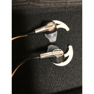 ボーズ(BOSE)の【限定値下げ】BOSE IE2 audio headphones 中古 イヤホン(ヘッドフォン/イヤフォン)