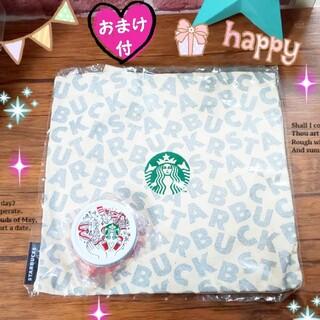 スターバックスコーヒー(Starbucks Coffee)のプチ福袋❤️スターバックス❤️限定ノベルティ2点セット❤️バッグ♪マステ♪(テープ/マスキングテープ)