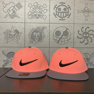 NIKE - NIKE キャップ 帽子 ピンク 2つセット 新品 美品