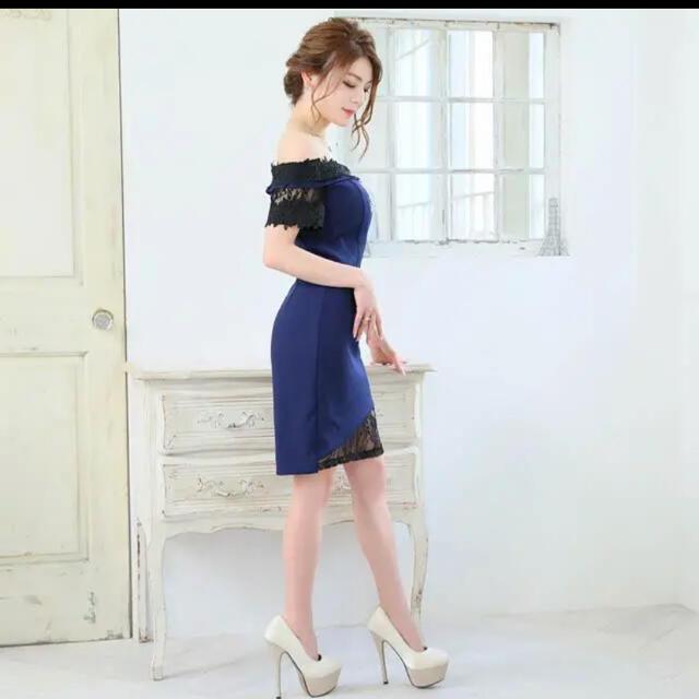 dazzy store(デイジーストア)の袖あり ミニドレス レディースのフォーマル/ドレス(ミニドレス)の商品写真
