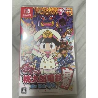 KONAMI - 桃太郎電鉄 switchソフト