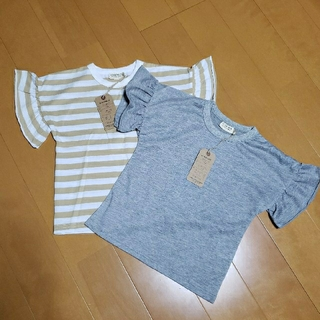 familiar - G―REMIX Tシャツ サイズ100  2枚セット