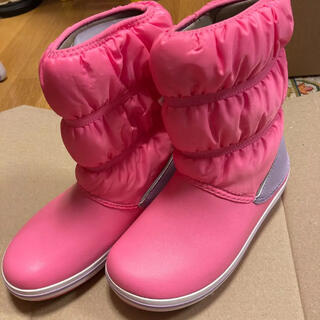 クロックス(crocs)のクロックス スノーブーツ サイズ 20センチ(ブーツ)