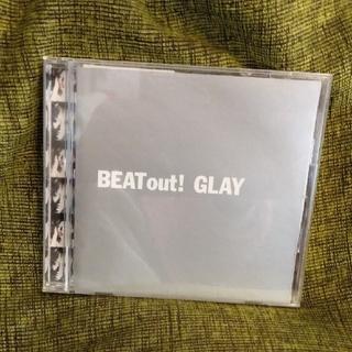 BEAT out! GLAY CD(ポップス/ロック(邦楽))