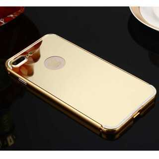 iPhone6/6s ゴールド サイドバンパーメタル 防水 自撮り棒 Bluet(モバイルケース/カバー)